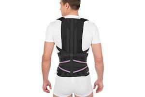 Из чего состоит жесткий корсет для спины