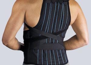Корсет для грудного и поясничного отдела