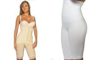 Послеродовые бандажные штанишки-корсет