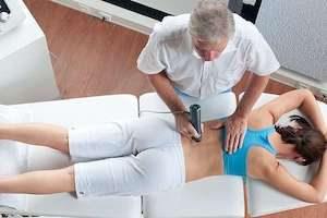 Лечение грыжи ударно волновой терапией