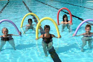 Как проходят занятия в бассейне при грыже позвоночника