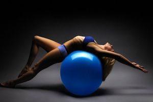 Польза фитбола при межпозвоночной грыже