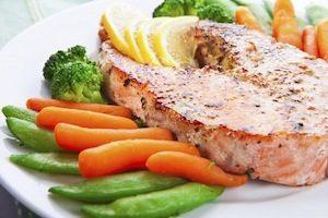 Полезные вещества в лососе