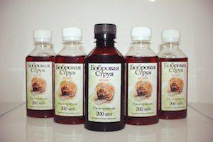 Преимущества лекарств из бобровой струи