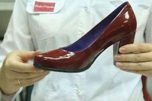 Правила ношения обуви на каблуках