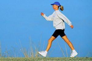 Спортивная ходьба для профилактики и лечения грыж