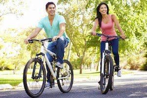 Можно ли ездить на велосипеде с грыжей позвоночника