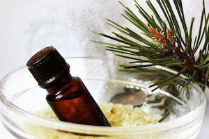Компрессы с пихтовым маслом