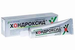Как применять хондроксид при грыже позвоночника
