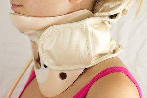 Ортопедический корсет для шеи