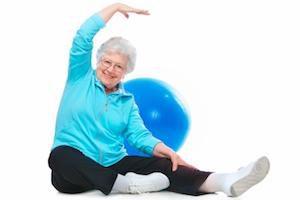 Лечебная физкультура в пожилом возрасте