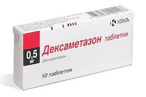 Дексаметазон при остеохондрозе