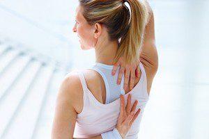 Как проявляется грудной остеохондроз