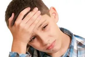 Симптомы остеохондроза у детей