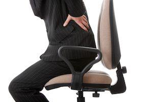 Боль и дискомфорт в спине