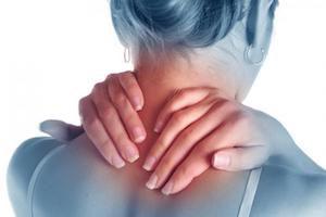 Как снять болевой синдром в области шеи