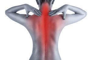 Мышечные спазмы в спине