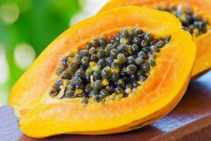 Вытяжка из папайи для лечения грыжи