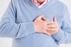 Кардиалгия вызванная остеохондрозом