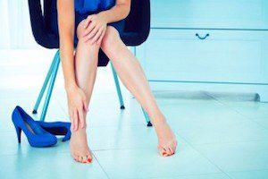 Потеря чувствительности в ногах