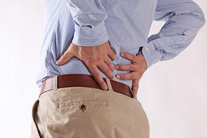Боль от нагрузки на спину