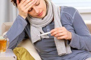 Боли в спине при высокой температуре Лечение боли в спине