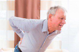 Сращение грудных и шейных позвонков