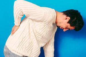 Симптомы выпячивания позвонков