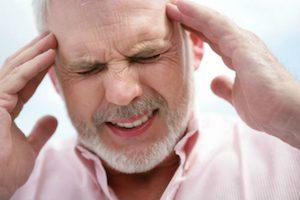 Симптомы дорсалгии